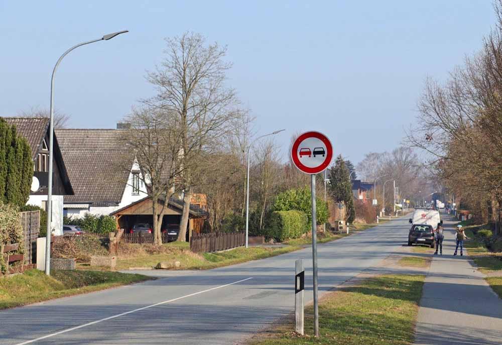 Kalte Weide; Ri. Stuvenborn